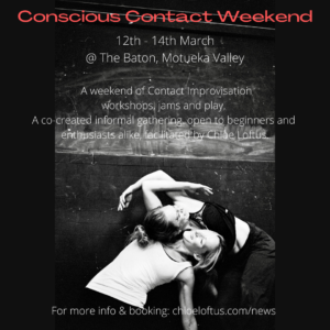 Conscious Contact Weekend